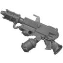 Warhammer 40k Bitz: Adeptus Sororitas - Battle Sisters Squad - Torso G5g - Flamer