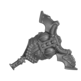 Warhammer 40k Bitz: Adeptus Sororitas - Battle Sisters Squad - Torso H2 - Front