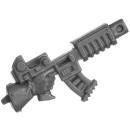 Warhammer 40k Bitz: Adeptus Sororitas - Battle Sisters Squad - Torso H6g - Kombiwaffe, Rechts