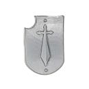 Warhammer 40k Bitz: Grey Knights - Grey Knight Terminatoren - Schulterschild O