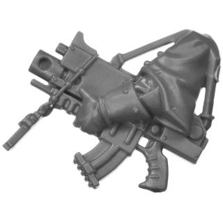 Warhammer 40k Bitz: Adeptus Sororitas - Battle Sisters Squad - Torso I6b - Bolter
