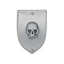 Warhammer 40k Bitz: Grey Knights - Grey Knight Terminatoren - Schulterschild R