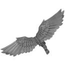 Warhammer 40k Bitz: Adeptus Sororitas - Battle Sisters Squad - Torso K3 - Incensor Cherub, Wings