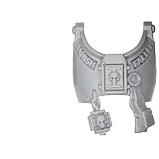 Warhammer 40k Bitz: Grey Knights - Grey Knight Terminatoren - Torso E - Front