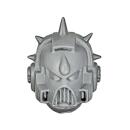 Warhammer 40k Bitz: Blood Angels - Todeskompanie - Kopf F