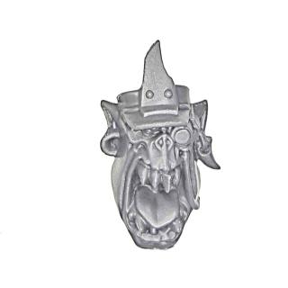 Warhammer 40k Bitz: Orks - Ork Stormboyz - Kopf H