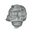 Warhammer 40k Bitz: Space Marines - Kommandotrupp - Kopf A - Apothecarius