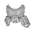 Warhammer 40k Bitz: Space Marines - Kommandotrupp - Torso...