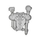 Warhammer 40k Bitz: Space Marines - Kommandotrupp -...
