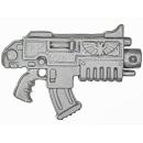 Warhammer 40k Bitz: Space Marines - Kommandotrupp - Waffe B - Bolter