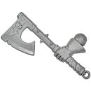 Warhammer AoS Bitz: CHAOS - 009 - Krieger - Axt B