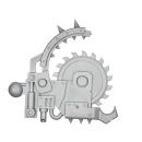 Warhammer 40k Bitz: Orks - Killabots - Turbokrallä