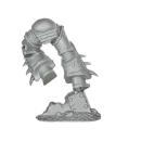 Warhammer 40k Bitz: Chaos Space Marines - Raptors/Warp Talons - Legs B