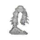 Warhammer 40k Bitz: Chaos Space Marines - Raptors/Warp Talons - Legs A