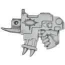 Warhammer 40k Bitz: Chaos Space Marines - Raptoren/Warpkrallen - Waffe B2 - Boltpistole II