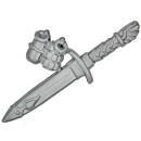 Warhammer 40k Bitz: Blood Angels - Todeskompanie - Accessoire B - Messer+Granaten
