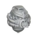 Warhammer 40k Bitz: Chaos Space Marines - Raptors/Warp Talons - Head A