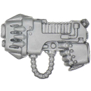 Warhammer 40k Bitz: Chaos Space Marines - Raptoren/Warpkrallen - Waffe C1 - Plasmapistole I