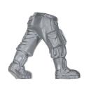 Warhammer 40k Bitz: Catachan Jungle Fighters - Legs D