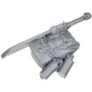 Warhammer 40k Bitz: Catachanischer Kommandotrupp - Rucksack B