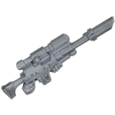 Warhammer 40k Bitz: Catachan Command Squad - Sniper Rifle