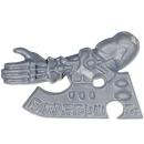Warhammer 40k Bitz: Eldar - Asuryans Rächer - Waffe C - Schimmerfeldprojektor, Exarch