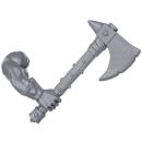 Warhammer AoS Bitz: CHAOS - Barbaren - Waffe A - Axt I