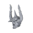 Warhammer AoS Bitz: CHAOS - Barbaren - Kopf A Champion