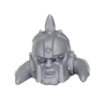 Warhammer AoS Bitz: CHAOS - Barbaren - Kopf D