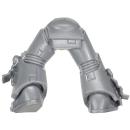Warhammer 40k Bitz: Grey Knights - Grey Knight Squad - Legs D