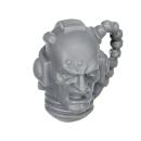 Warhammer 40k Bitz: Grey Knights - Grey Knight Squad - Head A