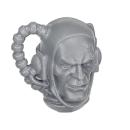 Warhammer 40k Bitz: Grey Knights - Grey Knight Squad - Head B