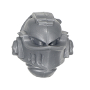 Warhammer 40k Bitz: Grey Knights - Grey Knight Squad - Head E
