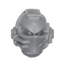 Warhammer 40k Bitz: Grey Knights - Grey Knight Squad - Head G