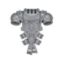 Warhammer 40k Bitz: Grey Knights - Grey Knight Squad - Backpack C