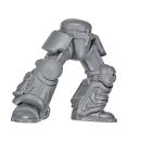 Warhammer 40k Bitz: Dark Angels - Deathwing Terminatoren - Beine B
