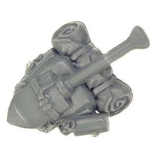 Warhammer 40k Bitz: Imperiale Armee - Cadianischer Waffenteamtrupp - Rucksack B