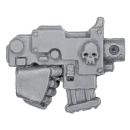 Warhammer 40k Bitz: Space Marines - Kommandant der Space...