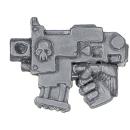 Warhammer 40k Bitz: Space Marines - Kommandant der Space Marines - Boltpistole
