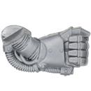 Warhammer 40k Bitz: Space Marines - Kommandant der Space Marines - Energiefaust