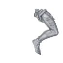 Warhammer 40k Bits: Dark Eldar - Wyches - Leg A1 - Right