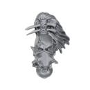 Warhammer 40k Bits: Dark Eldar - Wyches - Head D