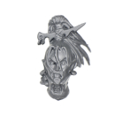 Warhammer 40k Bits: Dark Eldar - Wyches - Head F