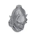 Warhammer 40k Bits: Dark Eldar - Wyches - Head N Hekatrix