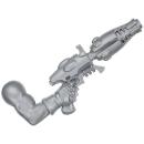 Warhammer 40k Bitz: Dark Eldar - Hagashin - Waffe J - Schattenpistole