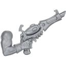 Warhammer 40k Bitz: Dark Eldar - Hagashin - Waffe O -...