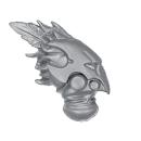 Warhammer 40k Bitz: Dark Eldar Harpyien Kopf B
