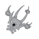Warhammer 40K Bitz: Chaos Space Marines - Besessene - Rückenmodul A