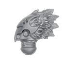 Warhammer 40k Bitz: Dark Eldar Harpyien Kopf D