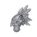 Warhammer 40k Bitz: Dark Eldar Harpyien Kopf F